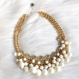 Pearls   Pearl Statement Necklace
